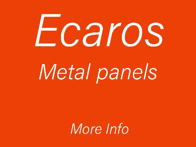 Ecaros metal panel