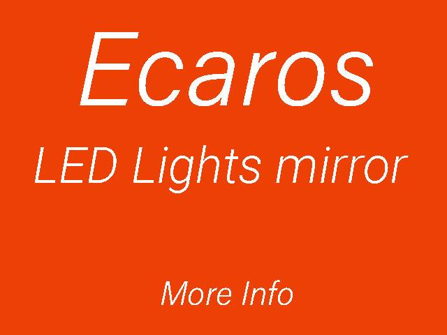 Led mirror Ecaros